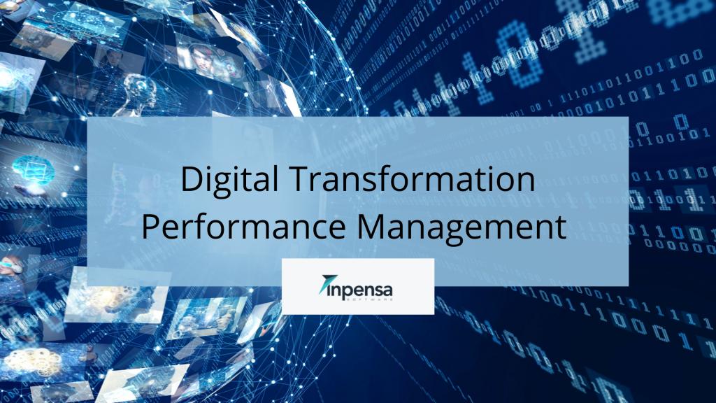 Digital Transformation Performance Management Blog Banner